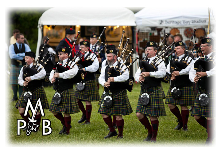 MacMillan Pipe Band